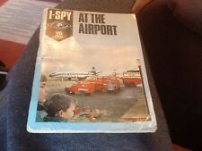 Job Lot Of 3 I-Spy  Books Aircraft Airport And Car Journey