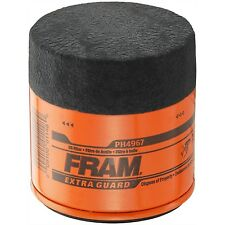 2 Engine Oil Filters -Extra Guard Fram PH4967 - Quantity:  Set of 2 filters