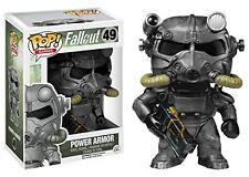 Funko Pop Fallout 4 Power Armor Games Vinyl Figure Collectable