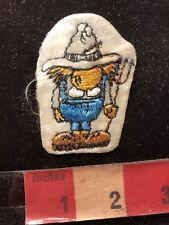 Funny Farmer Patch - I Think It's A Farm Animal Hiding Under Farming Hat S85U