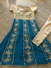 Pakistani Indian Bollywood Designer Shalwar Kameez Anarkali Dress Suit Formal.