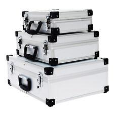 Alukiste Alubox Lagerkiste Transportbox Aufbewahrungskiste Lagerbox 3er Set Box