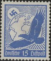 Stamp Germany Mi 531x Sc C48 1934 War 3rd Reich Nazi Era Airmail War MNH