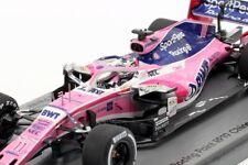 Sergio Perez 2019 Racing Point - BWT Mercedes 1:18