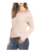 SEXY Off the Shoulder Pullover