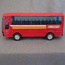 753B Juguete China Fricción Bus Turboleader El 12,7 CM