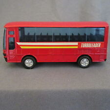 753B Jouet Chine Friction Bus Turboleader L 12,7 CM