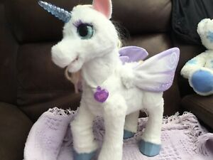 Furreal Unicorn Lily Electronic Pet Interactive Toy Fully Working