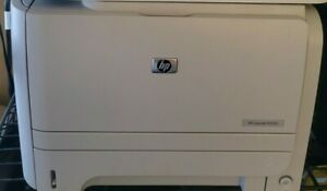HP LaserJet P2035 Workgroup Laser Printer TESTED and WORKED