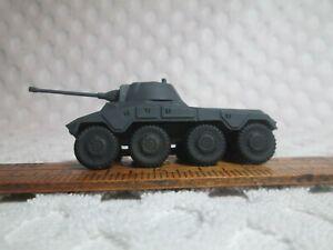 Roco Model German Armored Car SdKfz 8 Wheeled HO Scale #12 Austria DBGM nr