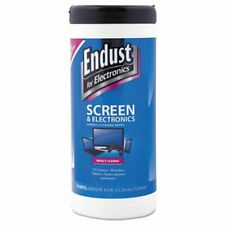 Endust Premoistened Antistatic Screen Cleaning Wipes, 70 Wipes (END11506)