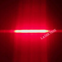 638nm 500mW Red Laser Diode with FAC Fiber, Linear Spot