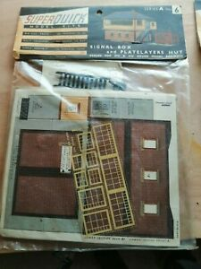 oo Gauge massive job lot of card kits still in packing see listing & all photos
