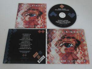 Paul Simon – Stranger To Stranger/Concord Records – CRE-39780-02 Digipak
