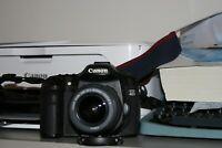 Fotocamera Canon EOS 40D reflex digitale + obiettivo 18-55 + cf card 8gb