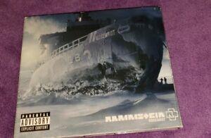 RAMMSTEIN cd ROSENROT free US shipping