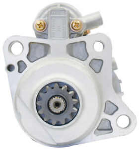 Starter Motor Kia Ceres KW52 engine SC 2.4L Diesel 96-01
