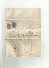 94188 antico piego postale 1894 codigoro