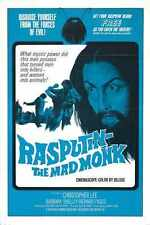Rasputin Mad Monk Poster 01 Metal Sign A4 12x8 Aluminium