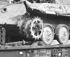 1/35 PANZER ART RE35-327 DAMEGE DRIVE WHEELS for GERMAN PANTHER Tank