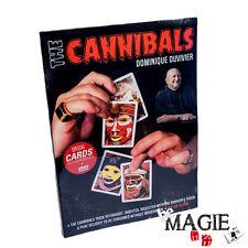DUVIVIER - Les cannibales + DVD - Magie