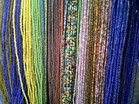 Handmade Solid Colored African Waist beads-For Weight Loss-Belly Chain-Removable