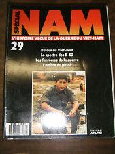 Nam N°29 - L'histoire vécue de la guerre du Vietnam - Le spectre des B-52