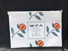 Wpa Quilt Project Museum Extension 30 Art Prints Templates Quilting Vtg