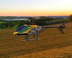 60 km/h RC 2,4 Ghz Hubschrauber SPEEDCOPTER 912 ferngesteuerter Helikopter Heli