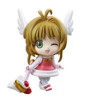 Card Captor Sakura Space Dress Winking Petit Chara Land Trading Figure NEW