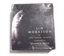 Jim Morrison Life, Death, Legend Audiobook in 15 CDs Unabridged by Stephen Davis