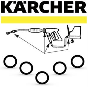 Karcher Lance Hose Nozzle O-Ring Seal 2.880-296.0 2.880-990.0