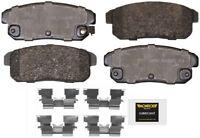 Disc Brake Pad Set-Disc Rear Monroe CX900