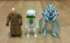 Ben 10 Figuras Paquete Victor Validus, Echo Echo & Ampfibian JOBLOT Toys