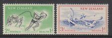 Neuseeland - 1957, Gesundheit Set - MNH - Sg 761/2