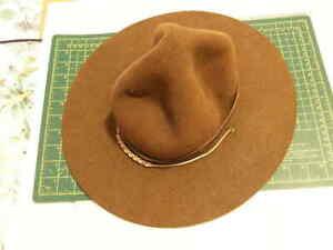 Vintage 'Original' Scout Leader Felt Hat, Circa 1950s.