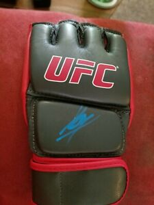 Georges St Pierre Signed Autographed UFC Glove With COA Rush 🔥🔥