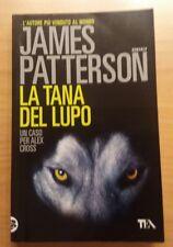 James Patterson - La tana del lupo