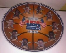 1992 Usa Olympic Basketball Team Collectors Plate