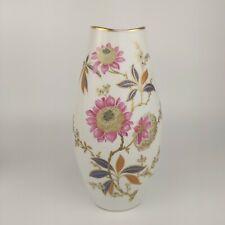 More details for alka kunst alboth kaiser bavaria german porcelain gilt floral 50s tall vase vtg