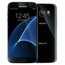 New Samsung Galaxy S7 SM-G930V  32GB - Black Verizon Smartphone