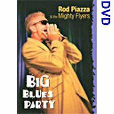 Rod Piazza And The Mighty Flyers  Big Blue Party [DVD] [2005]