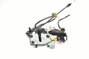 06 07 08 Mercury Mountaineer Door Lock Latch Actuator Left Driver Rear OEM