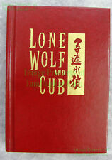 Lone Wolf & Cub Limited Retailer Incentive Edition Hardcover HC and Unread VHTF!
