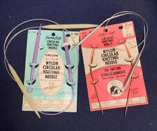 Circular knitting needles - 4 pair