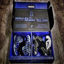 Nike Air Foamposite Penny Sharpie Pack QS Sz 13 DS w/receipt LeBron Yeezy