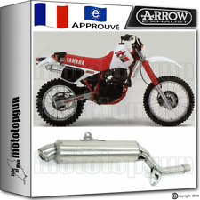 ARROW POT D'ECHAPPEMENT PARIS DACAR ACIER HOM YAMAHA XT 600 TENERE 1990 90