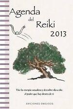 NEW Agenda 2013 del reiki (Spanish Edition) by Maite Corroto Corroto