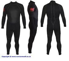 3/2 COMPLETO WETSUIT. Taglia Small Flatlock seams.top quality.surf - wakeboard-ski