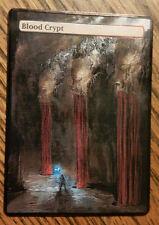 MTG altered art Shock Land Zelda Shadow Temple Blood Crypt